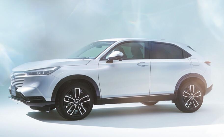 ¿Cuándo llega la nueva Honda HR-V 2022 a México?