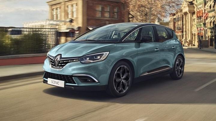 Renault Scénic y Grand Scénic 2021