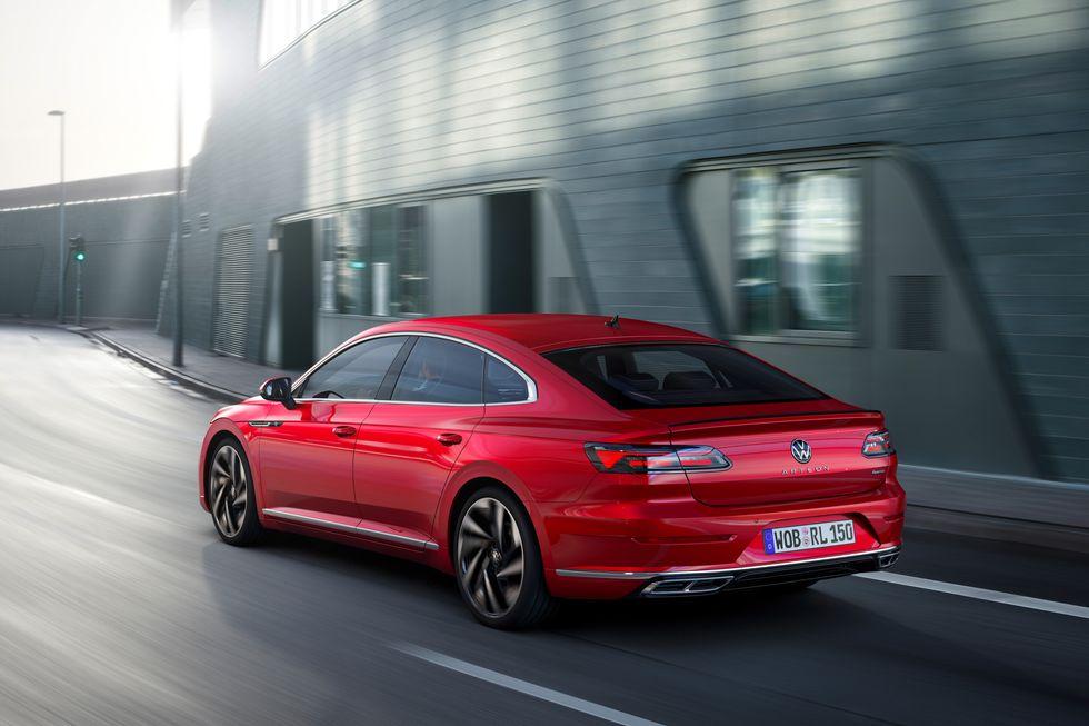 Volkswagen Arteon y Arteon Shooting Brake 2021
