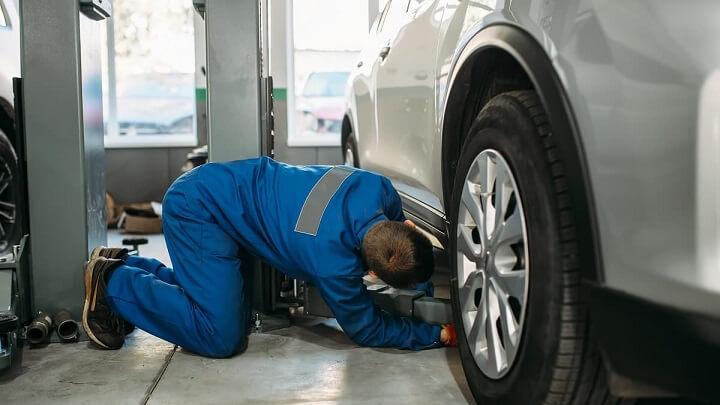 Consejos para mantener el chasis del coche en buen estado