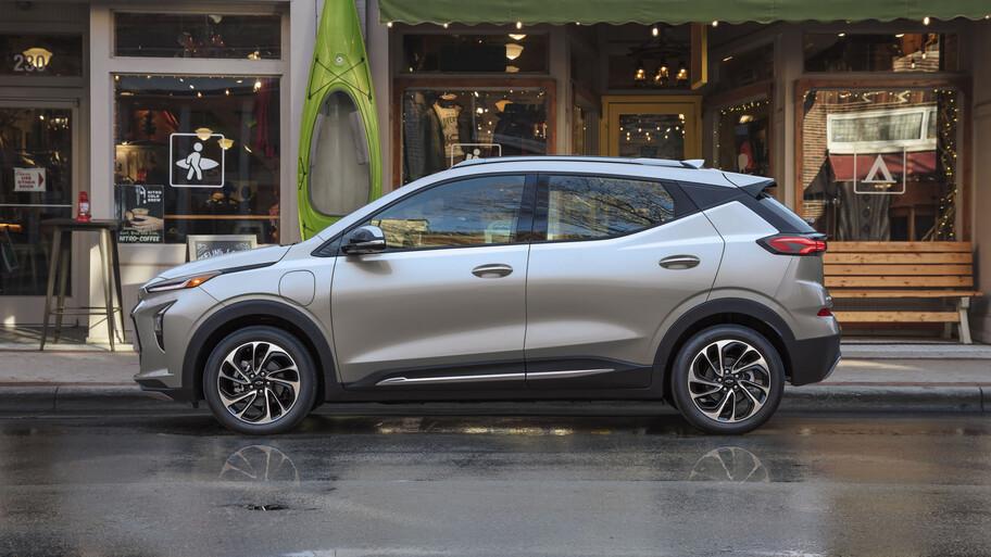 Chevrolet EUV 2022, la primera SUV eléctrica accesible de la marca