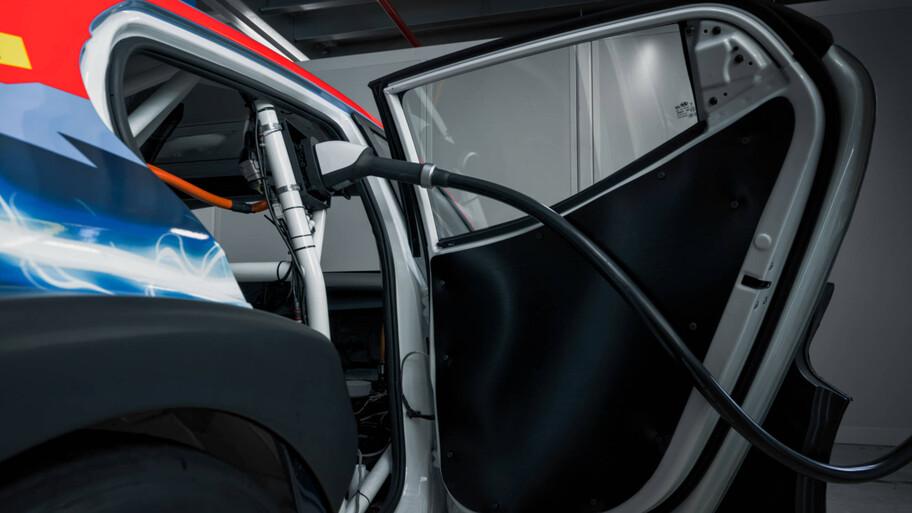 Hyundai usará el serial ETCR para perfeccionar su tecnología en hidrógeno