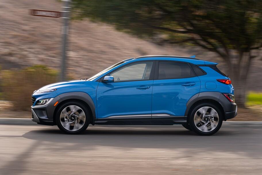 Hyundai Kona 2022 aparece con mejoras estéticas y de performance ¿algún día llegará a México?