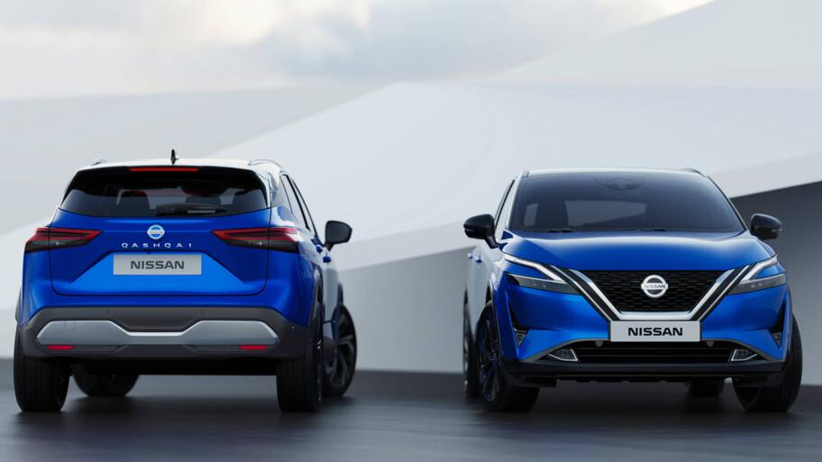 Nissan Qashqai 2021: el súper ventas renueva y ahora es híbrido