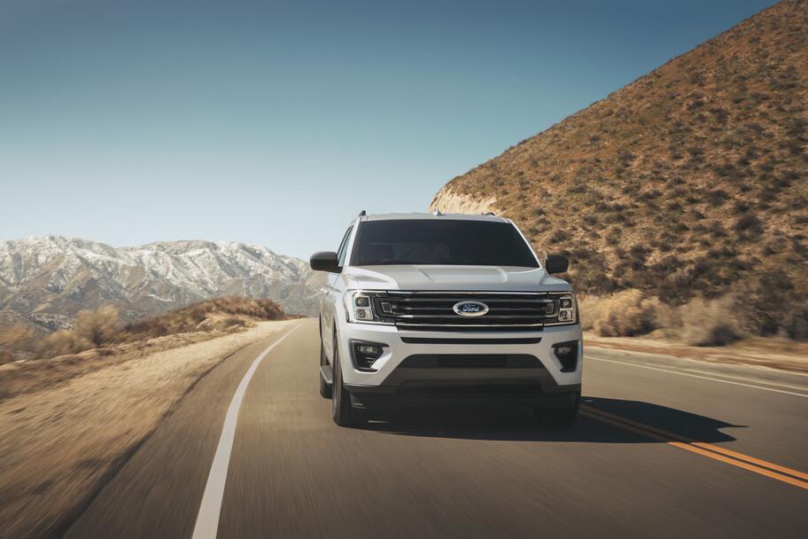 Ford Expedition STX 2021: un SUV con grandes capacidades de remolque y mucho confort