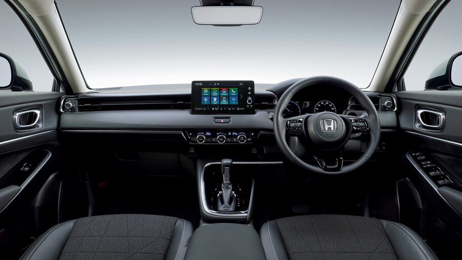Honda HR-V 2022: la nueva generación es más grande, más moderna y más poderosa