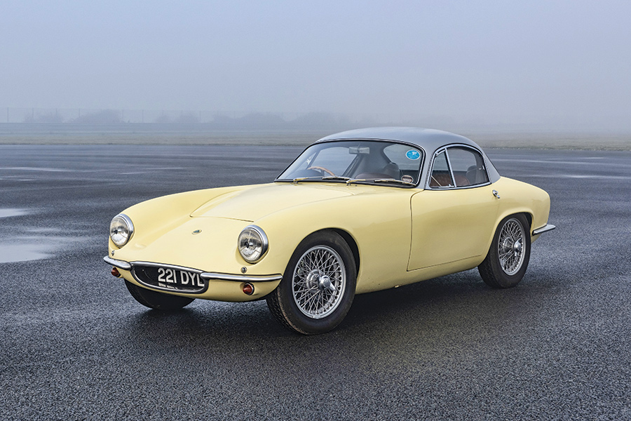 Los 71 años de Lotus