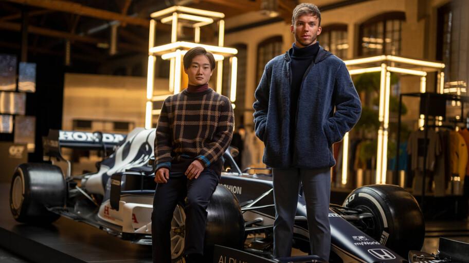 Alpha Tauri estrena nuevos colores para la F1 2021