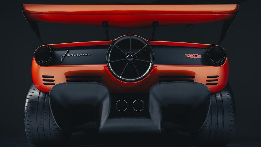 Gordon Murray T.50s Niki Lauda: el súper auto de 725 hp que rinde tributo al piloto austriaco