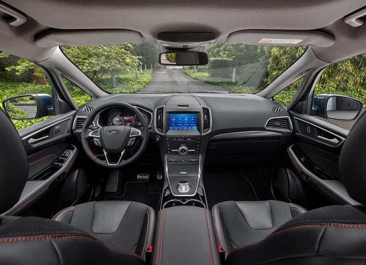 Ford S-Max y Galaxy 2021, motores diésel e híbrido 190 CV al estilo Kuga