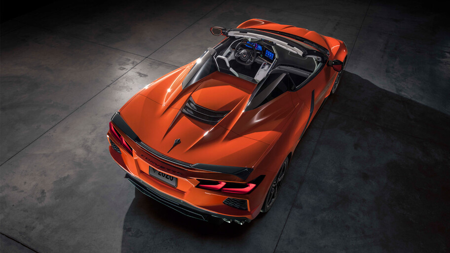 Chevrolet Corvette Convertible 2021 llega a México
