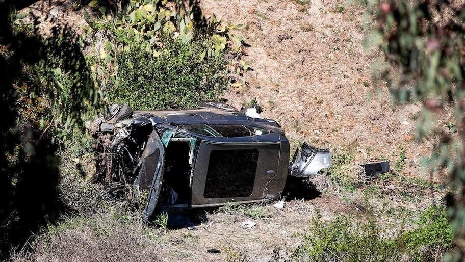 ¿Qué camioneta es la del accidente de Tiger Woods?