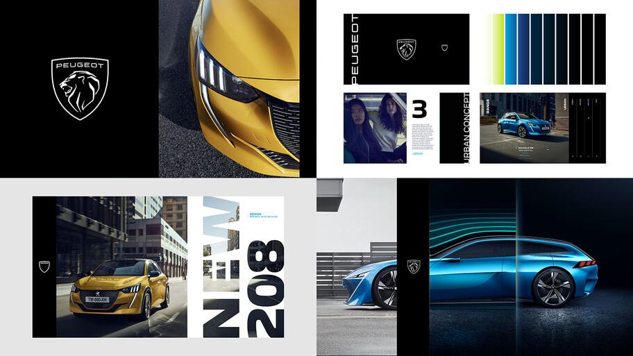 Este es el nuevo logotipo de Peugeot