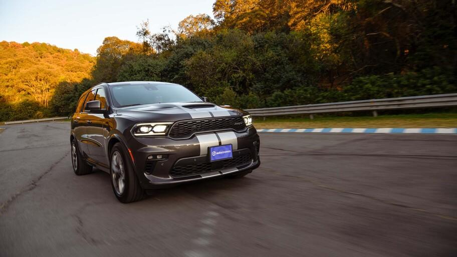 Dodge Durango SRT 2021 a prueba, una SUV con todo el músculo americano