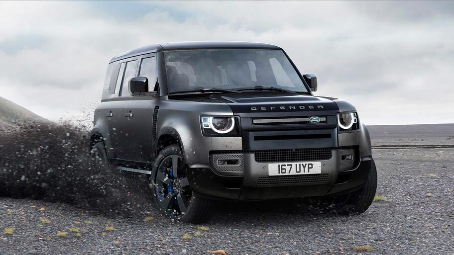 Land Rover Defender V8 2022, un poderoso todoterreno con más de 500 Hp