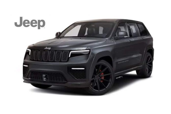 La SUV más pequeña de Jeep, podría usar una plataforma y mecánica de Citroën
