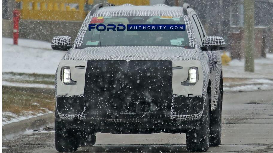 La nueva Ford Ranger tendrá una versión híbrida plug-in