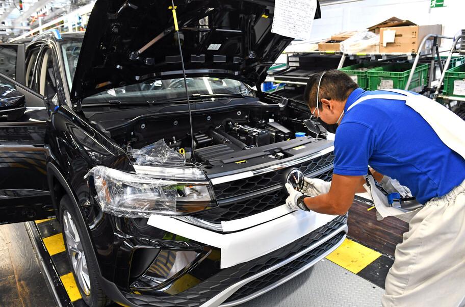 Volkswagen de México inicia la producción del Taos