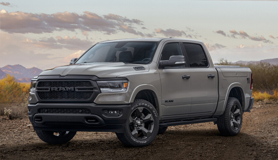 "Ram 1500 ""Built to Serve"": una pickup de edición limitada con espíritu tacitico militar"