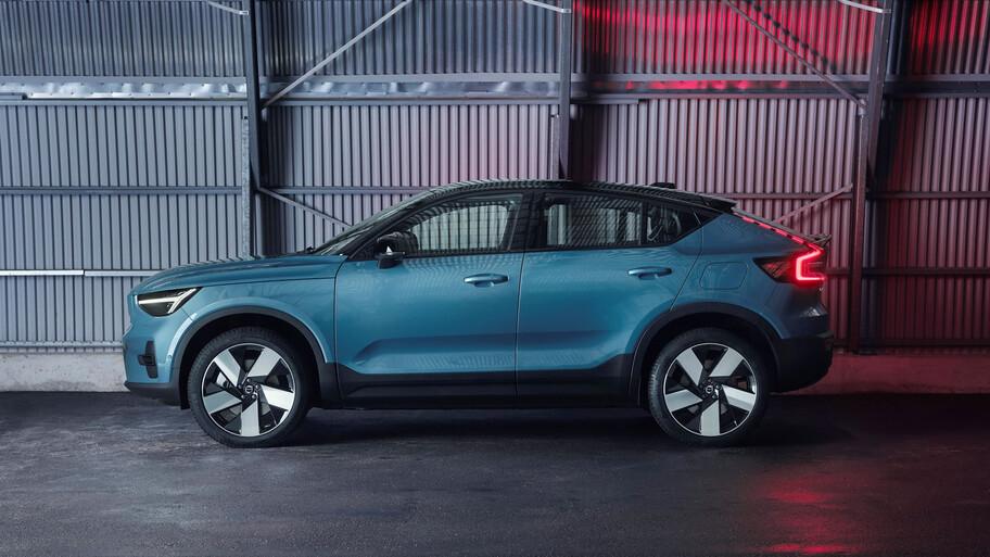 Volvo C40 Recharge 2022, un eléctrico que se venderá por Internet
