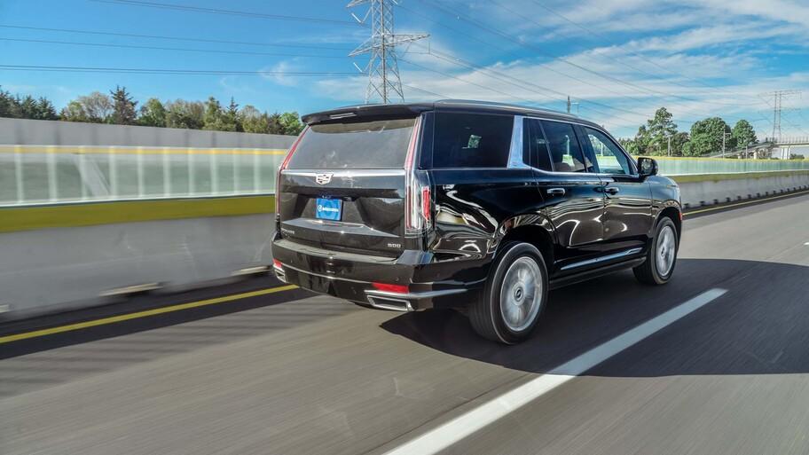 Cadillac Escalade 2021 a prueba, el lujo americano se laurea de nuevo