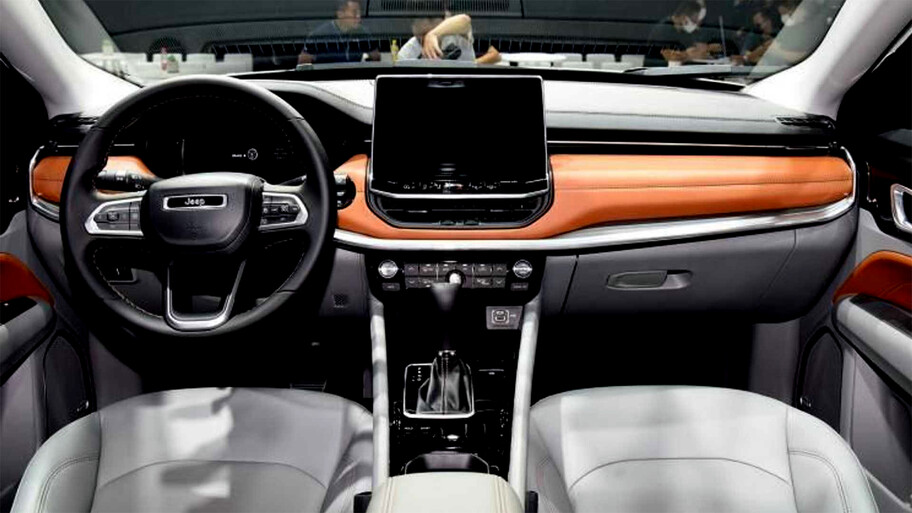 El próximo Jeep de siete asientos tendría mucho de Compass y Grand Cherokee