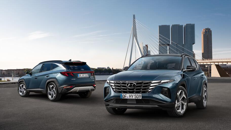 Hyundai Tucson 2022: no esperes una versión turbo, pero sí una híbrida