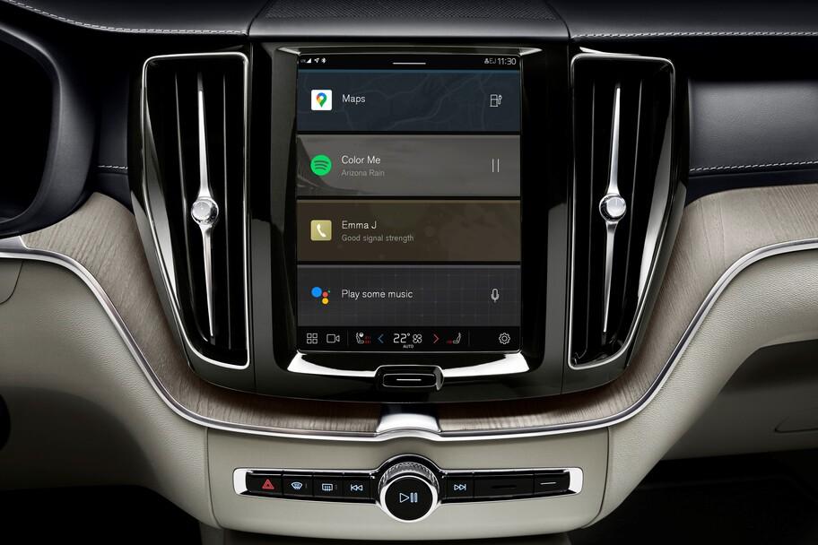 Volvo XC60 2022 aparece con mejoras en tecnología y diseño