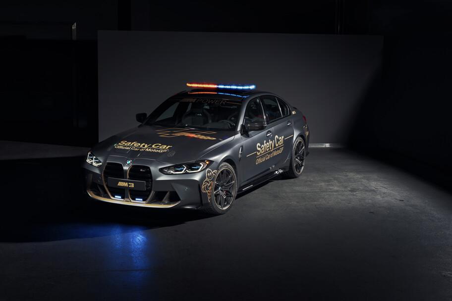 BMW M presenta a los nuevos Safety Car del MotoGP 2021