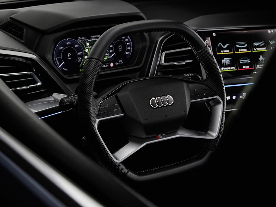Audi Q4 e-tron: un SUV eléctrico compacto con gran espacio y mucha tecnología