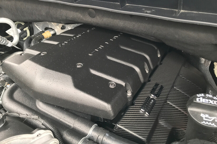Chevrolet Silverado por Callaway: una Cheyenne que acelera como un Camaro