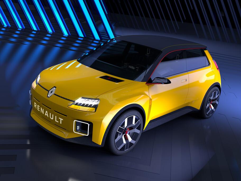 Este es el nuevo logotipo de Renault