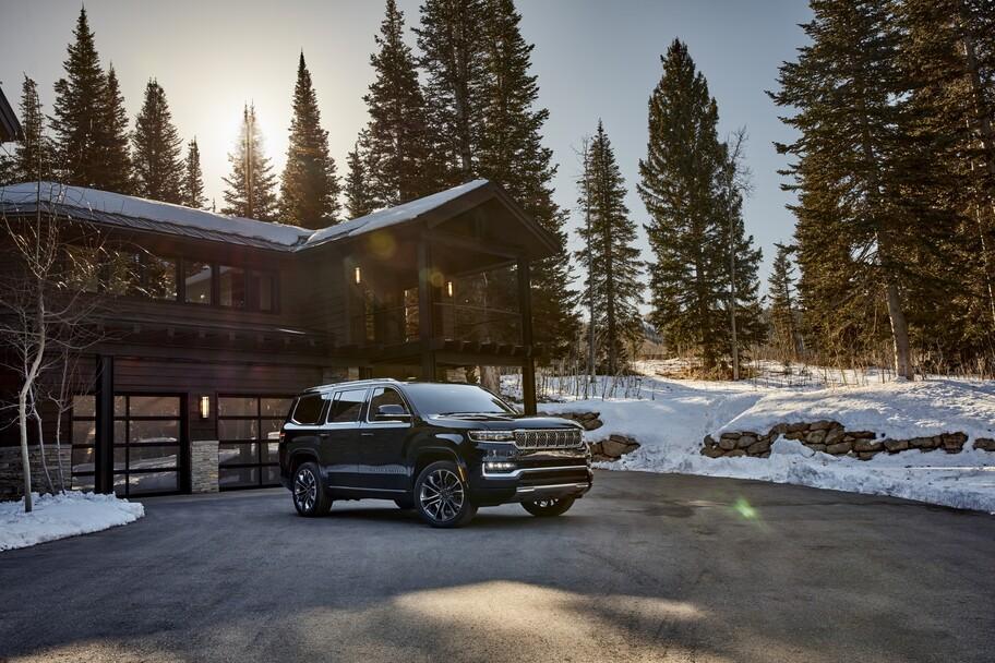Jeep Wagoneer y Grand Wagoneer 2022: dos SUV grandes con mucho lujo y poder