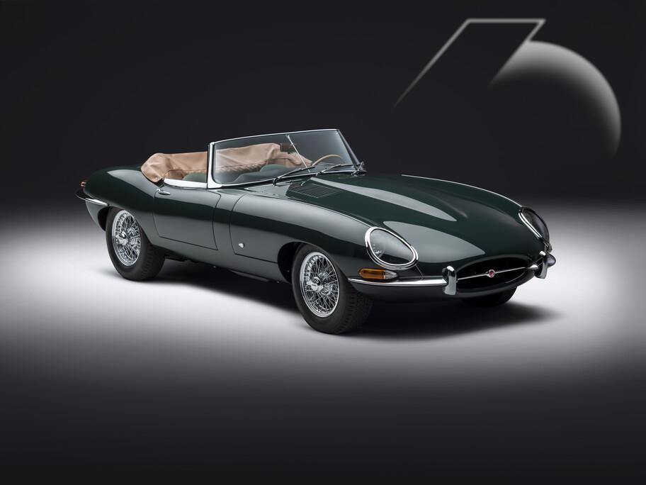 Jaguar E-Type 60 Collection: 12 unidades y seis clientes para esta colección épica