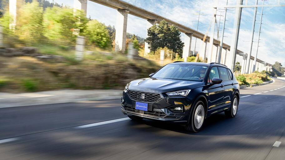 SEAT Tarraco FR 2021 a prueba, mejorada apariencia, mismo desempeño