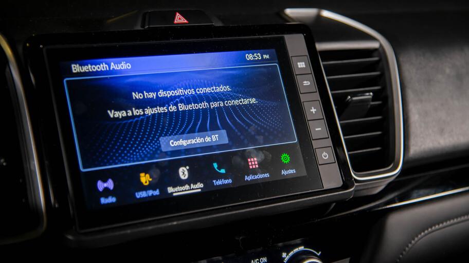 Honda City 2021 a prueba, ahora es un pequeño Civic, es más seguro y mejor conectado