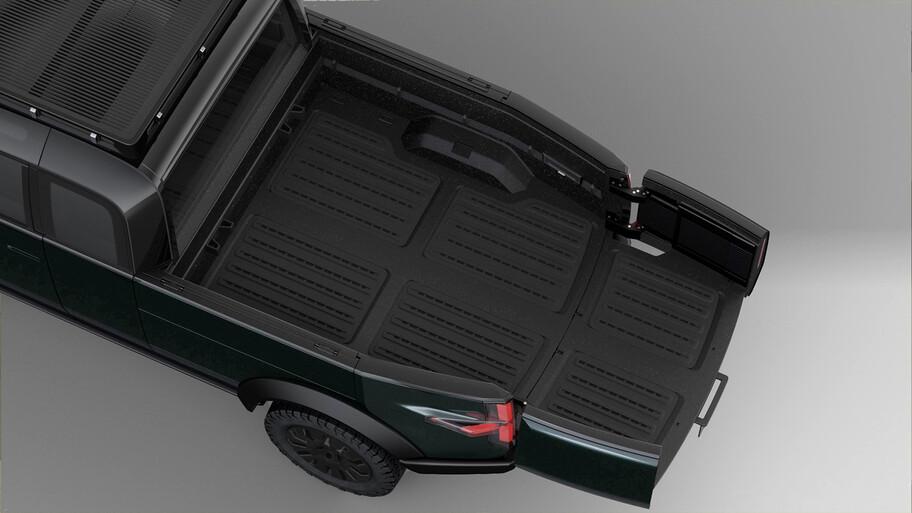 Canoo Truck, la pickup eléctrica más versatil llegará en 2023