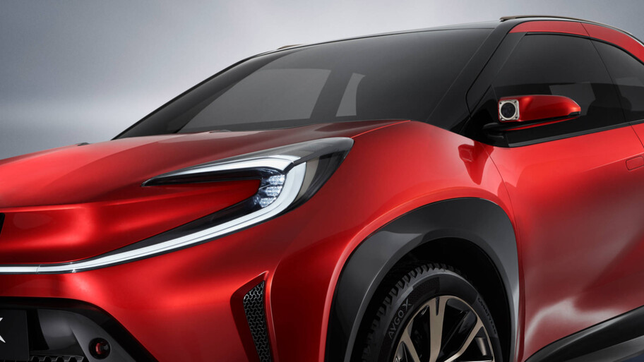 Toyota Aygo X prologue, un adelanto a la próxima nano SUV de la marca nipona