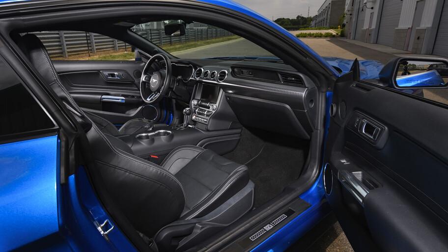 Ford Mustang Mach 1 2021 llega a México, directo en la nostalgia