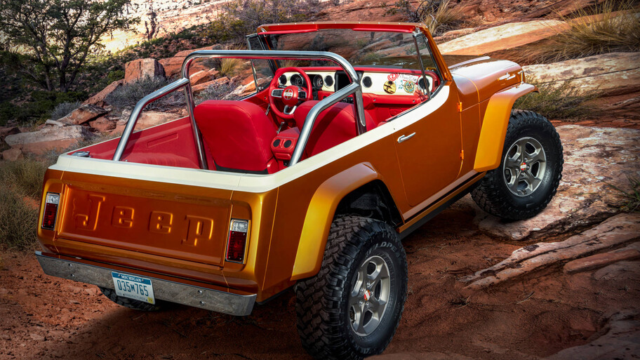 Un Wrangler eléctrico y otros conceptuales para el Easter Jeep Safari 2021