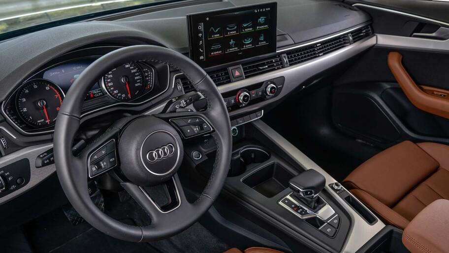 Audi A4 2021 a prueba ¿el premium más equilibrado que el dinero puede comprar?