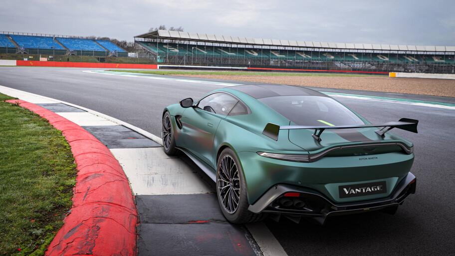 Aston Martin Vantage F1 Edition: el Safety Car de la Formula 1 a la venta