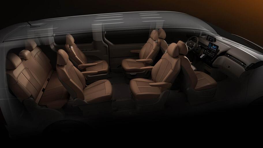 Hyundai Staria: la futurista minivan está cada vez más cerca