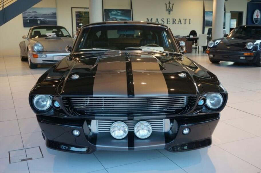 """Un auténtico Mustang """"Eleanor"""" está a la venta por 25 millones de pesos"""
