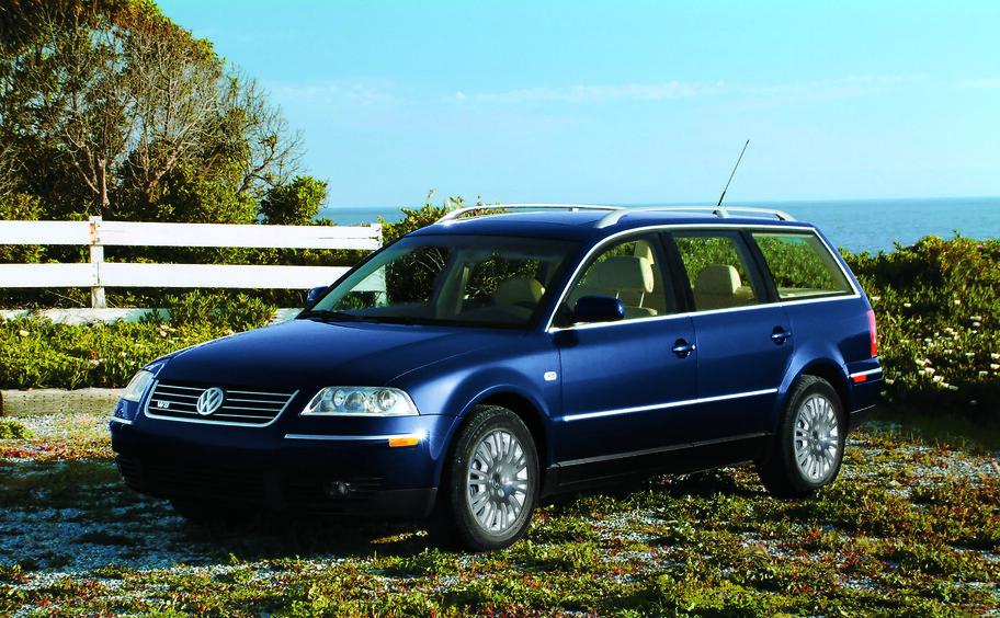 La historia del Volkswagen Passat W8, un misterioso sedán con motor de ocho cilindros