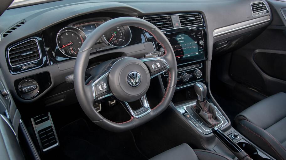 Volkswagen Golf GTI Oettinger a prueba, despedida por la puerta grande