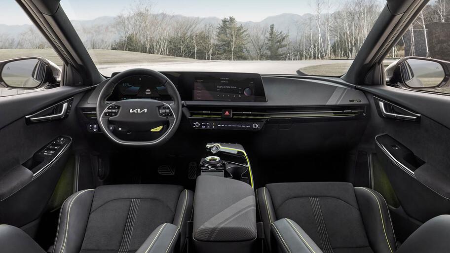 Kia EV6, conoce los datos técnicos del nuevo eléctrico de la marca