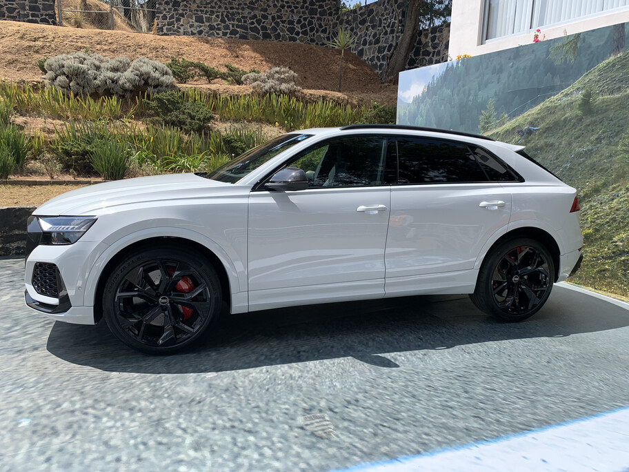 Audi RS Q8 2021, primer contacto en México, este SUV de 600 hp pasó unas horas por nuestras manos