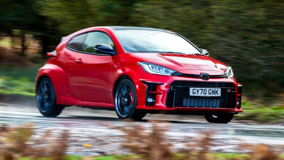 El Toyota GR Yaris es el Auto del Año 2021 en Gran Bretaña