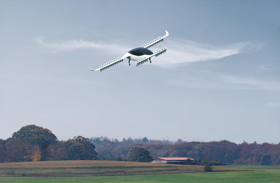 Este jet eléctrico es una gran opción en relación con los automóviles gracias a su despegue vertical